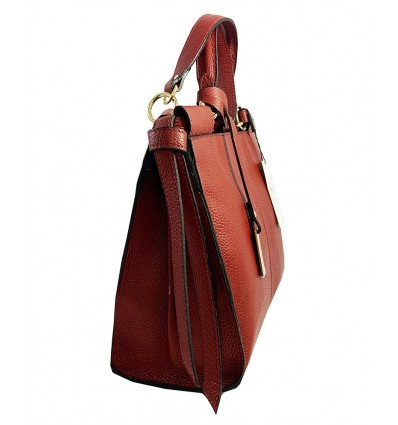Regina Schrecker leather handbag