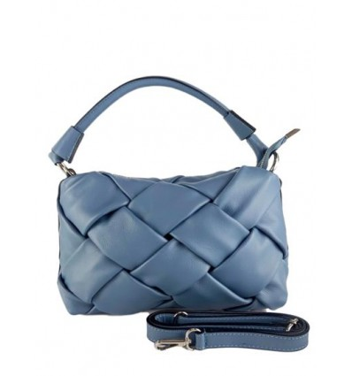 Braided leather bag BPL9941