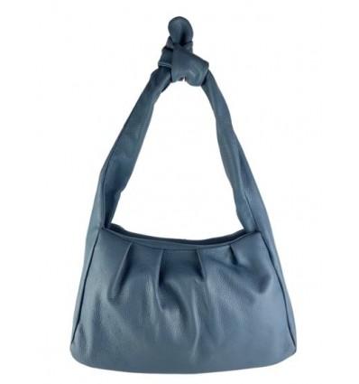 Soft leather shoulder bag BPL9917