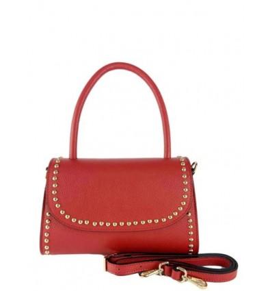Leather handbag BPL8012