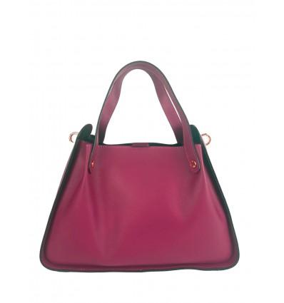 Smooth Leather Handbag BPL3605
