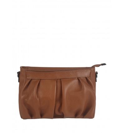 Shoulder bag in dollar leather BPL21351