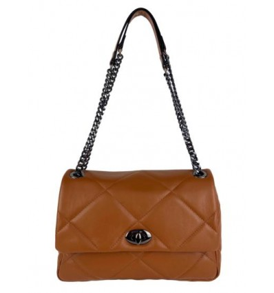 Quilted leather crossbody bag BPL3629